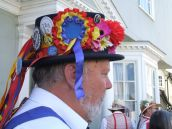 Morris Dancers in Thaxted